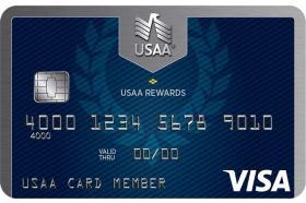 USAA Rewards™ Visa Signature® Credit Card
