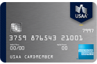 USAA Secured American Express® Credit Card