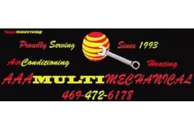 AAA Multi Mechanical LLC