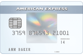 American Express® National Bank Amex EveryDay® Credit Card
