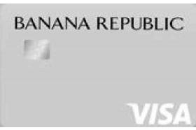 Banana Republic Visa Card