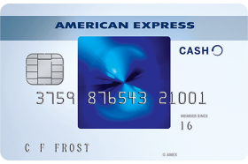 American Express® National Bank Blue Cash Everyday® Credit Card