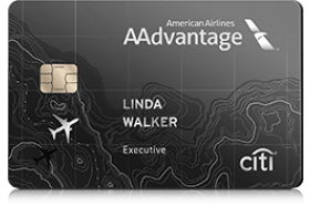 Citi / AAdvantage Executive World Elite Mastercard