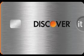 Discover it Chrome Gas & Restaurant Card