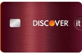 Discover it with Cashback Match