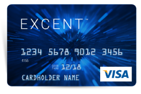 Excent Secured Credit Card