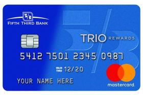 Fifth Third Bank TRIO Credit Card