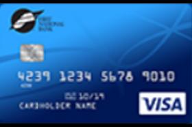 First National Bank Visa® Credit Card
