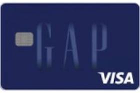 GapCard Visa Credit Card