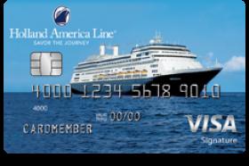 Holland America Line Rewards Visa Card