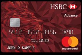 HSBC Advance Mastercard