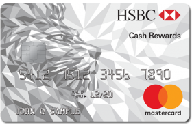 HSBC Cash Rewards Mastercard Credit Card