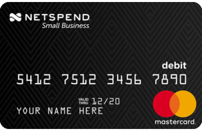 Netspend Small Business Prepaid Mastercard Reviews Jan 2021 Prepaid Cards Supermoney