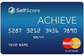 SelfScore Achieve Mastercard