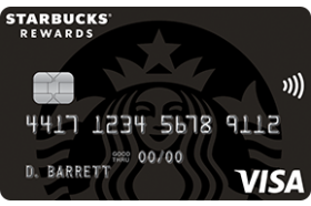 Starbucks Rewards Visa Card