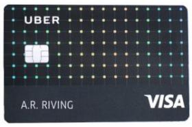 Uber Visa Card