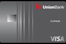 Union Bank® Platinum Visa® Credit Card