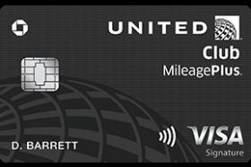 United MileagePlus Club Card