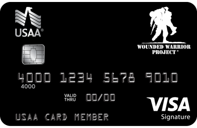 Wounded Warrior Project Usaa Rewards Visa Signature Card Reviews August 2021 Supermoney