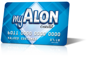 My Alon Credit Card