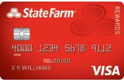 State Farm Rewards Visa Credit Card