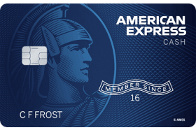 American Express® National Bank Cash Magnet® Credit Card