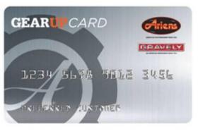 Ariens Credit Card