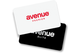 Avenue Credit Card