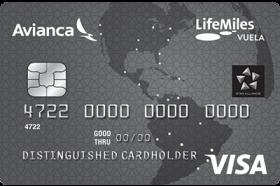 Avianca Life Miles Vuela Visa