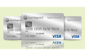 Barclaycard with Apple Rewards