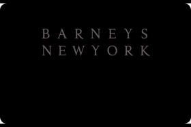 Barney's New York Credit Card