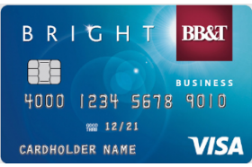 BB&T Bright Business Visa