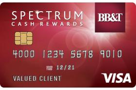 BB&T Spectrum Cash Rewards