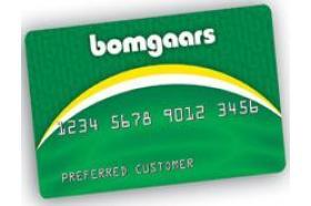 Bomgaars Credit Card