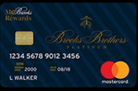 Brooks Brothers Platinum Mastercard