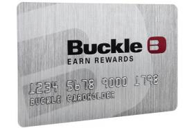 Buckle Classic Credit Card