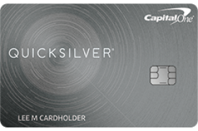 Quicksilver Rewards From Capital One