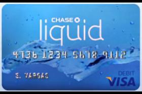 Chase Liquid Prepaid Visa