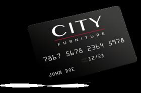 City Furniture Credit Card