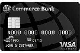 Commerce Bank Special Connections Visa Signature®