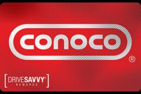 Conoco Drive Savvy Rewards Credit Card