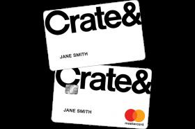 Crate & Barrel Mastercard