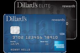 Dillard's Credit Card