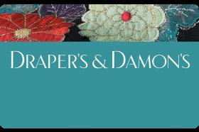 Draper's & Damon's Credit Card