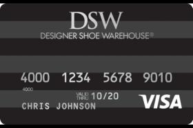 DSW Visa Card