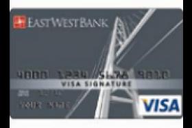 East West Bank Visa Signature® Bonus Rewards Card
