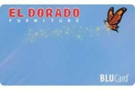 El Dorado Furniture Credit Card