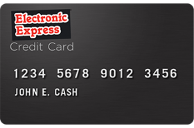 Electronic Express Credit Card