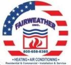 Fairweather Heating & Air Inc.