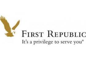 First Republic Bank Money Market Savings Account